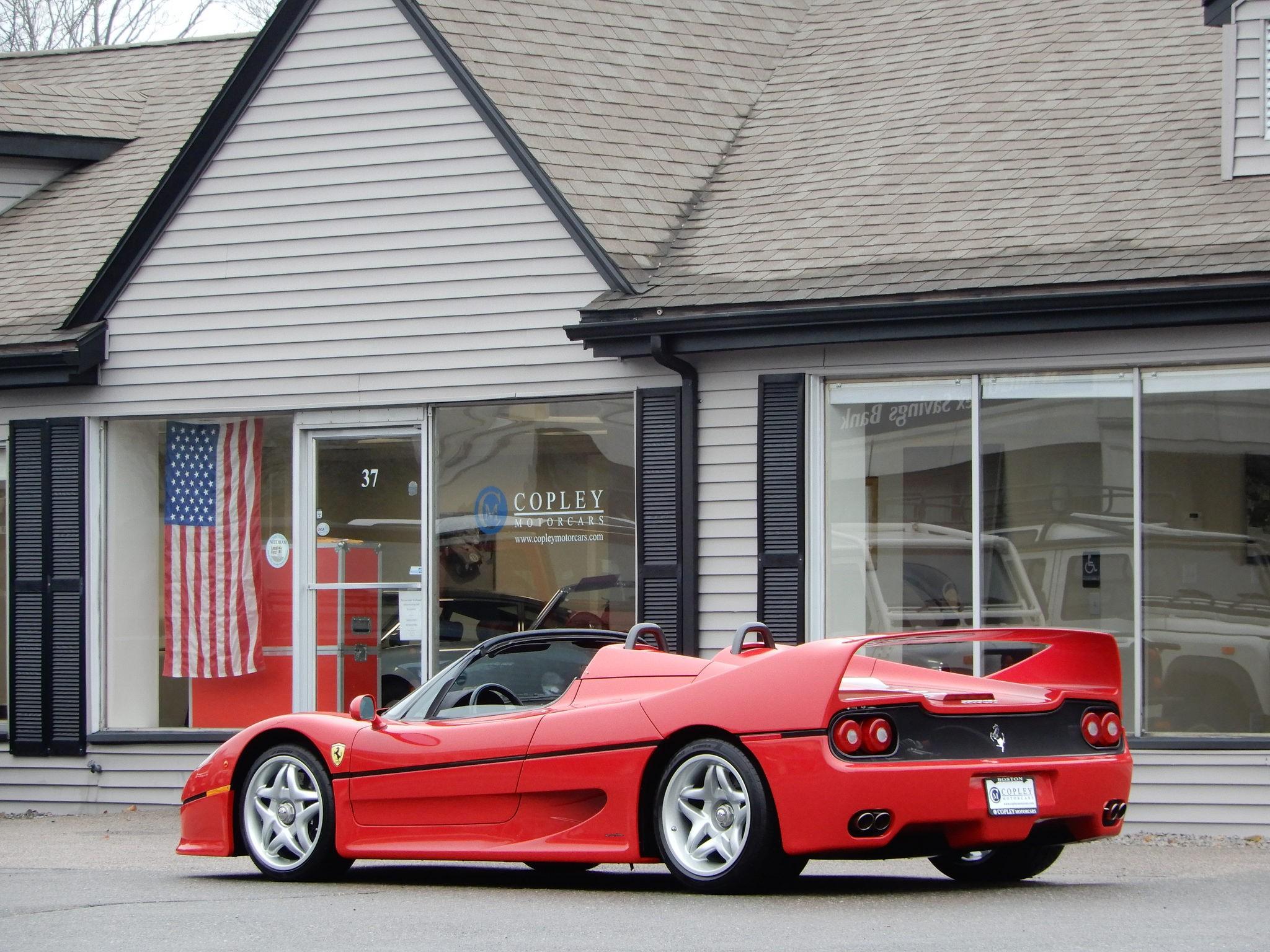 Second_Ferrari_F50_0009