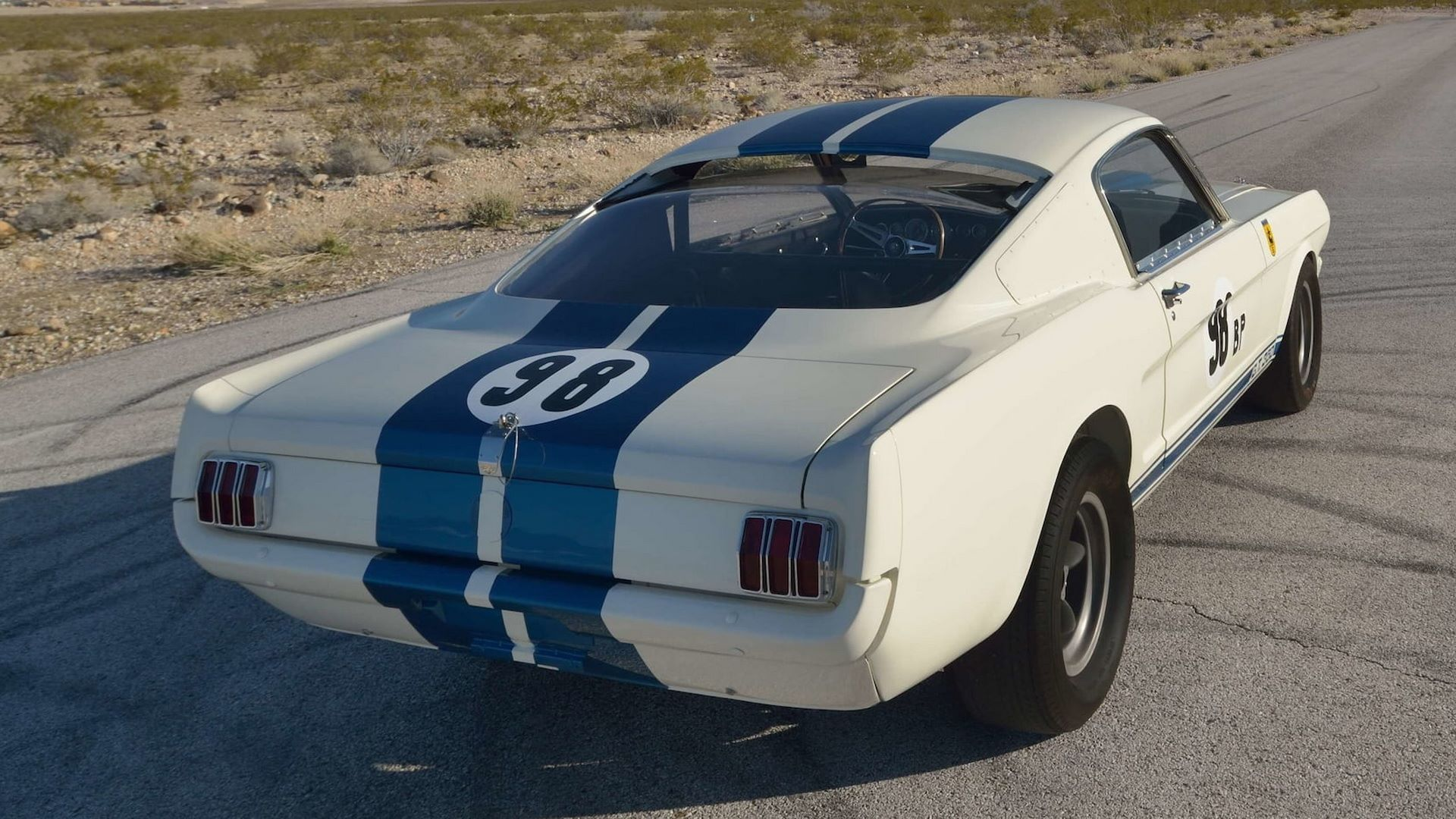 Shelby-GT350R-Prototype-1965-auction-33