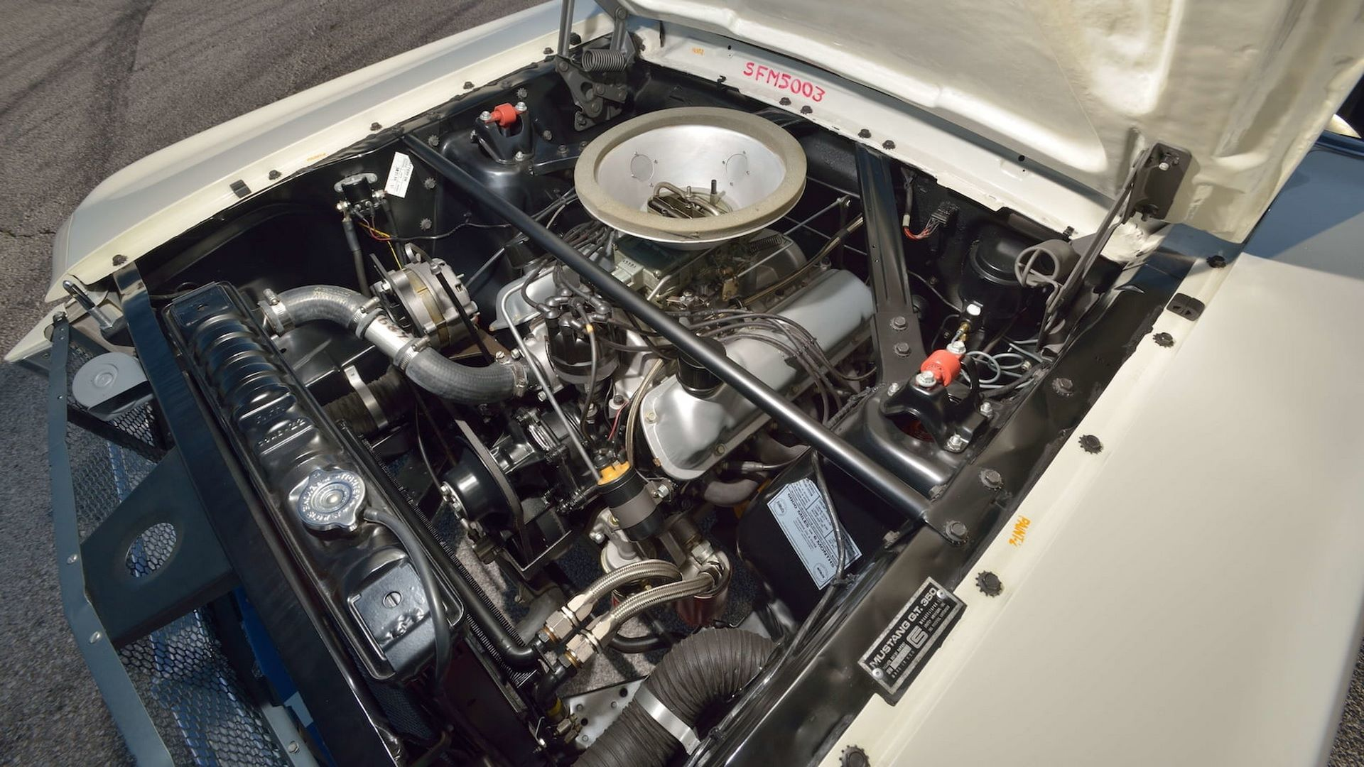 Shelby-GT350R-Prototype-1965-auction-7