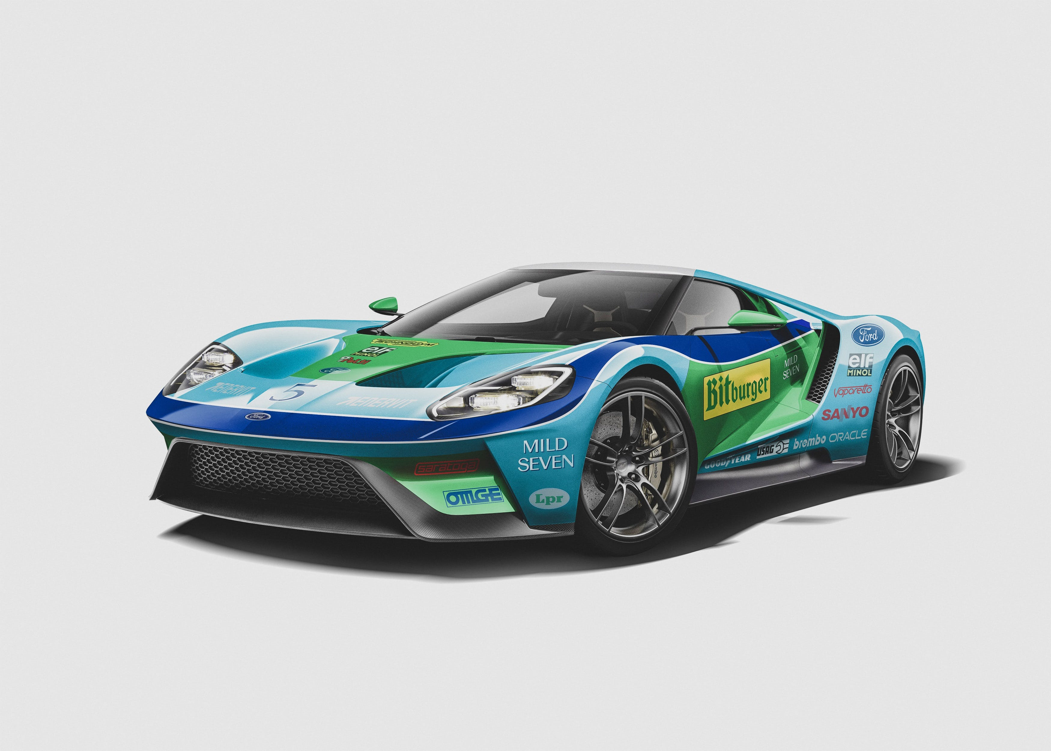 Supercars-with-f1-livery-4