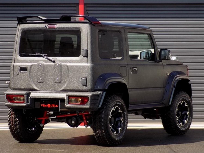 Suzuki-Jimny-tuned-by-Wald-International-5