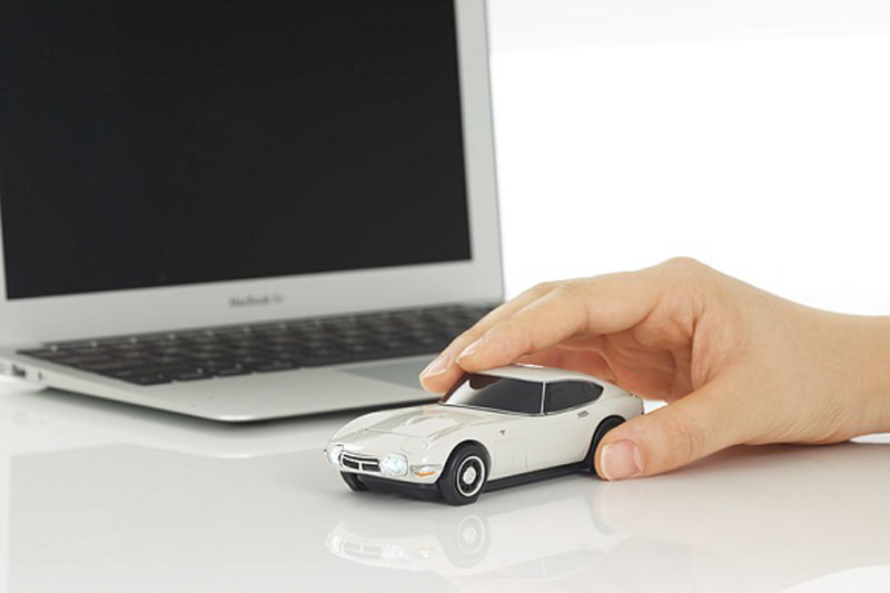Toyota-2000GT-Mouse-1