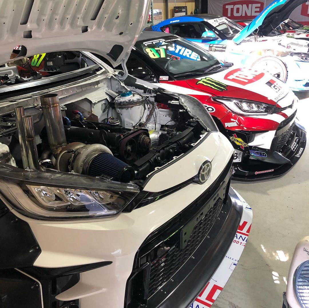 Toyota-GR-Yaris-Daigo-Daito-with-2JZ-engine-16