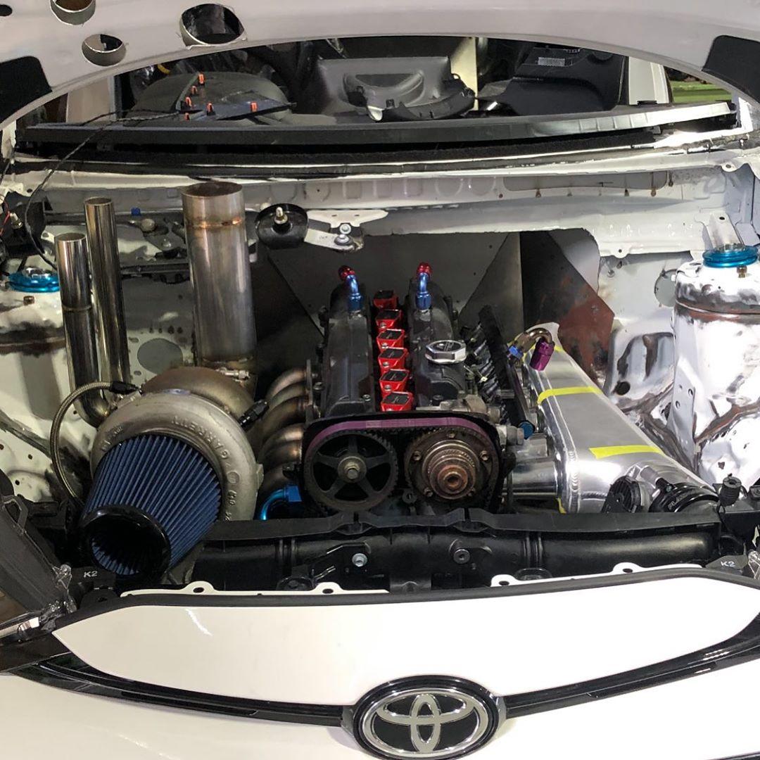 Toyota-GR-Yaris-Daigo-Daito-with-2JZ-engine-4