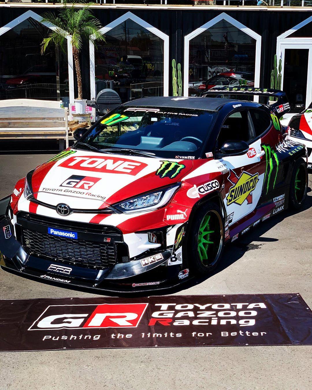 Toyota-GR-Yaris-Daigo-Daito-with-2JZ-engine-5
