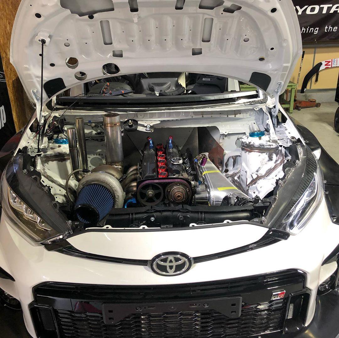 Toyota-GR-Yaris-Daigo-Daito-with-2JZ-engine-9