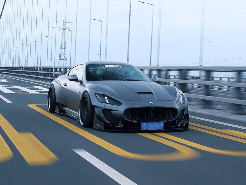Tuned-Maserati-GranTurismo-1