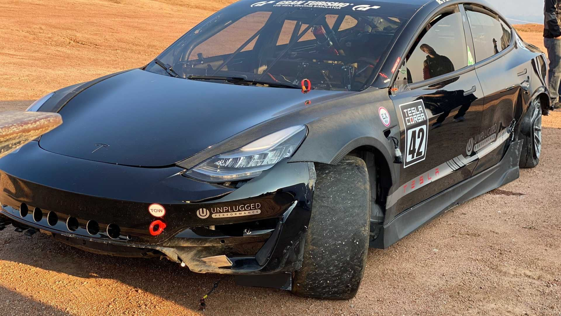 Unplugged_Performance_Tesla_Model_3_Crash_Pikes_Peak_0005