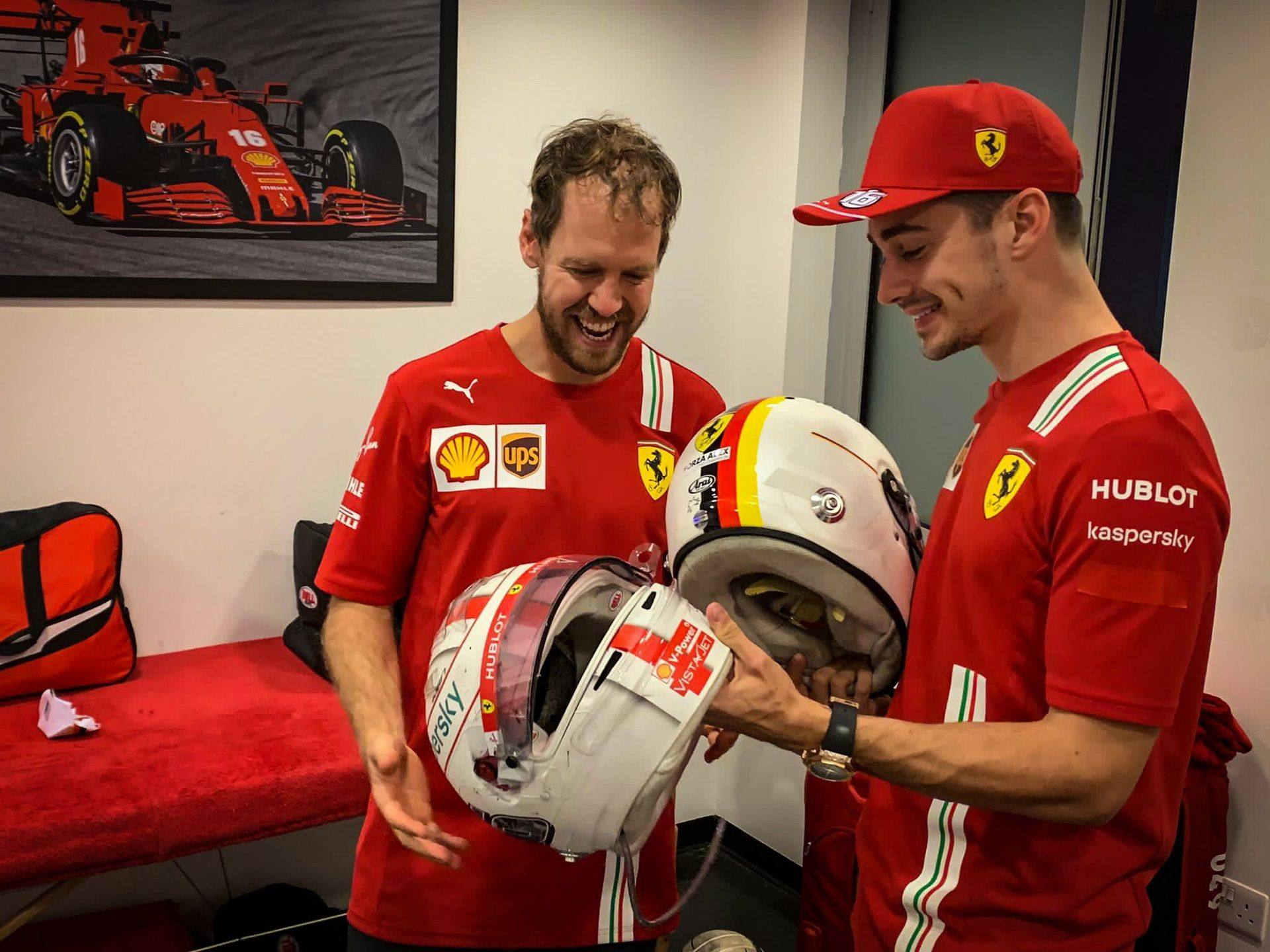 Vettel_Leclerc_helmet_swap_0000