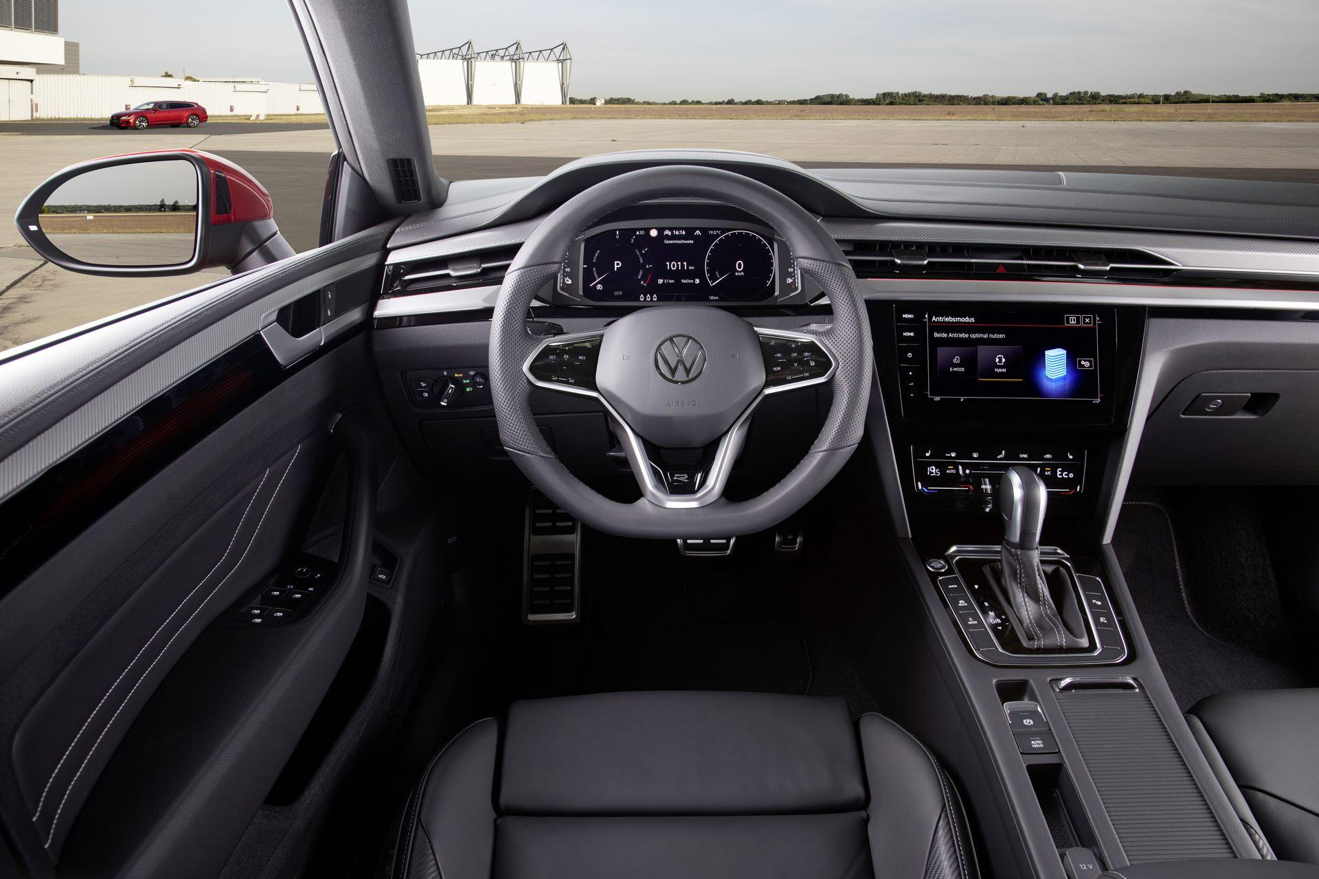 Volkswagen Arteon Shooting Brake eHYBRID R-Line