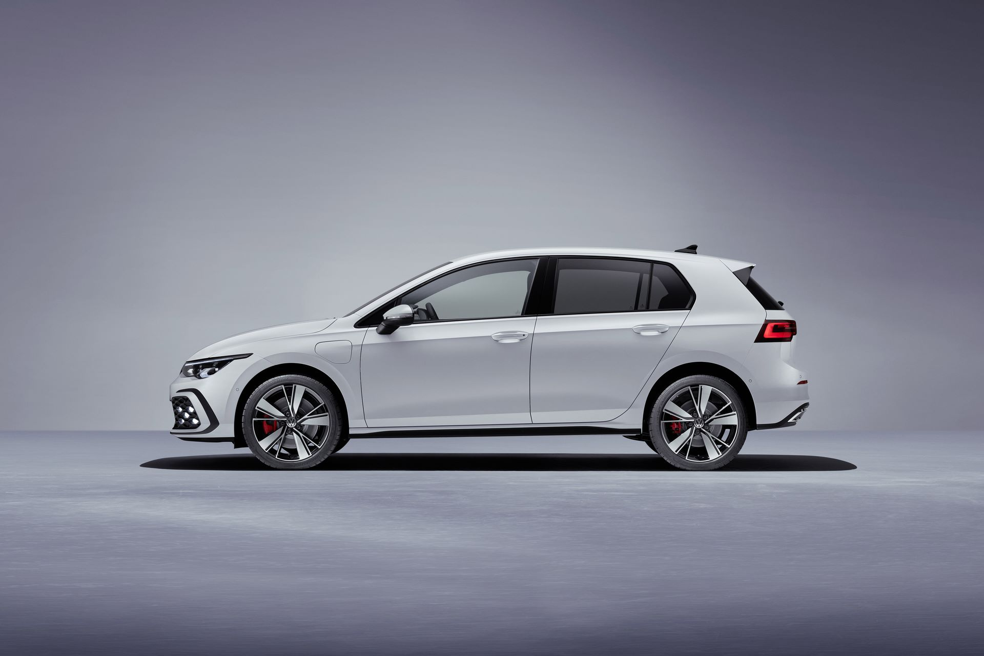 The new Volkswagen Golf GTE