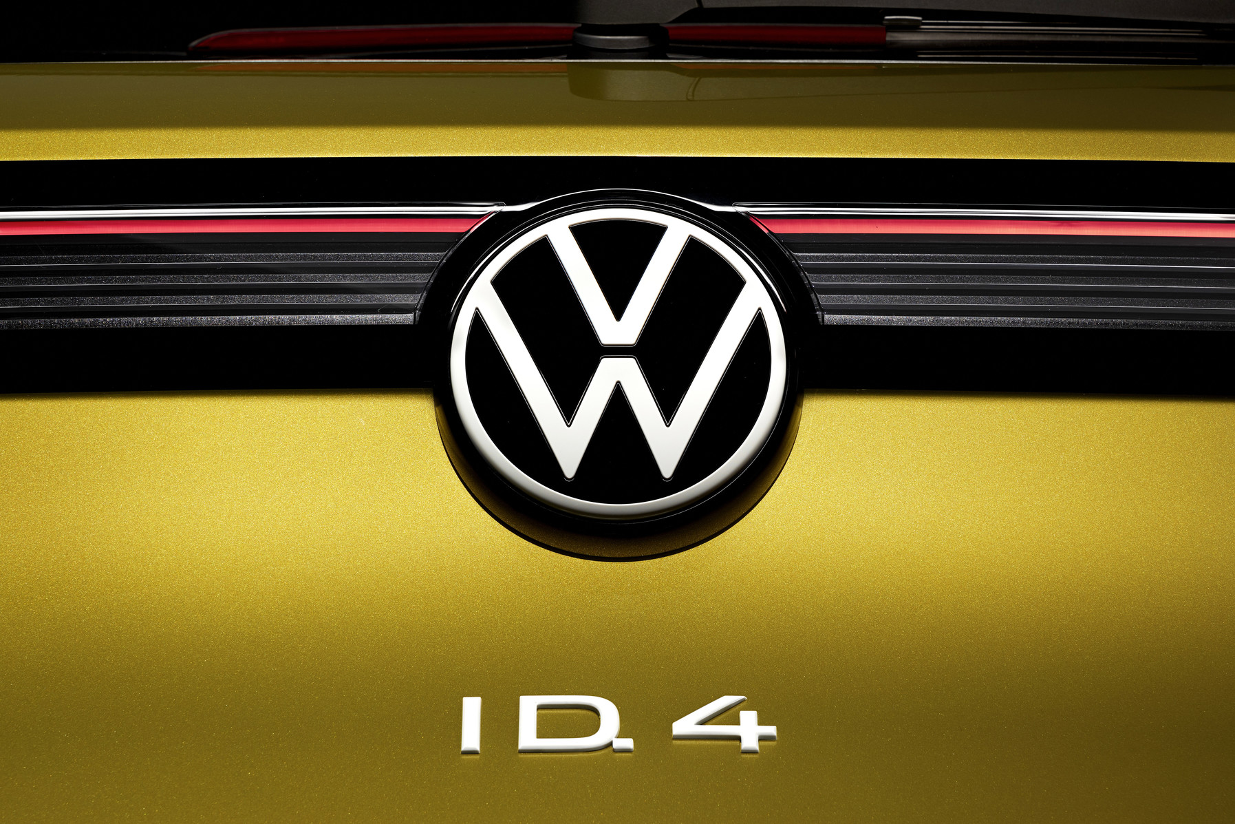 The new Volkswagen ID.4