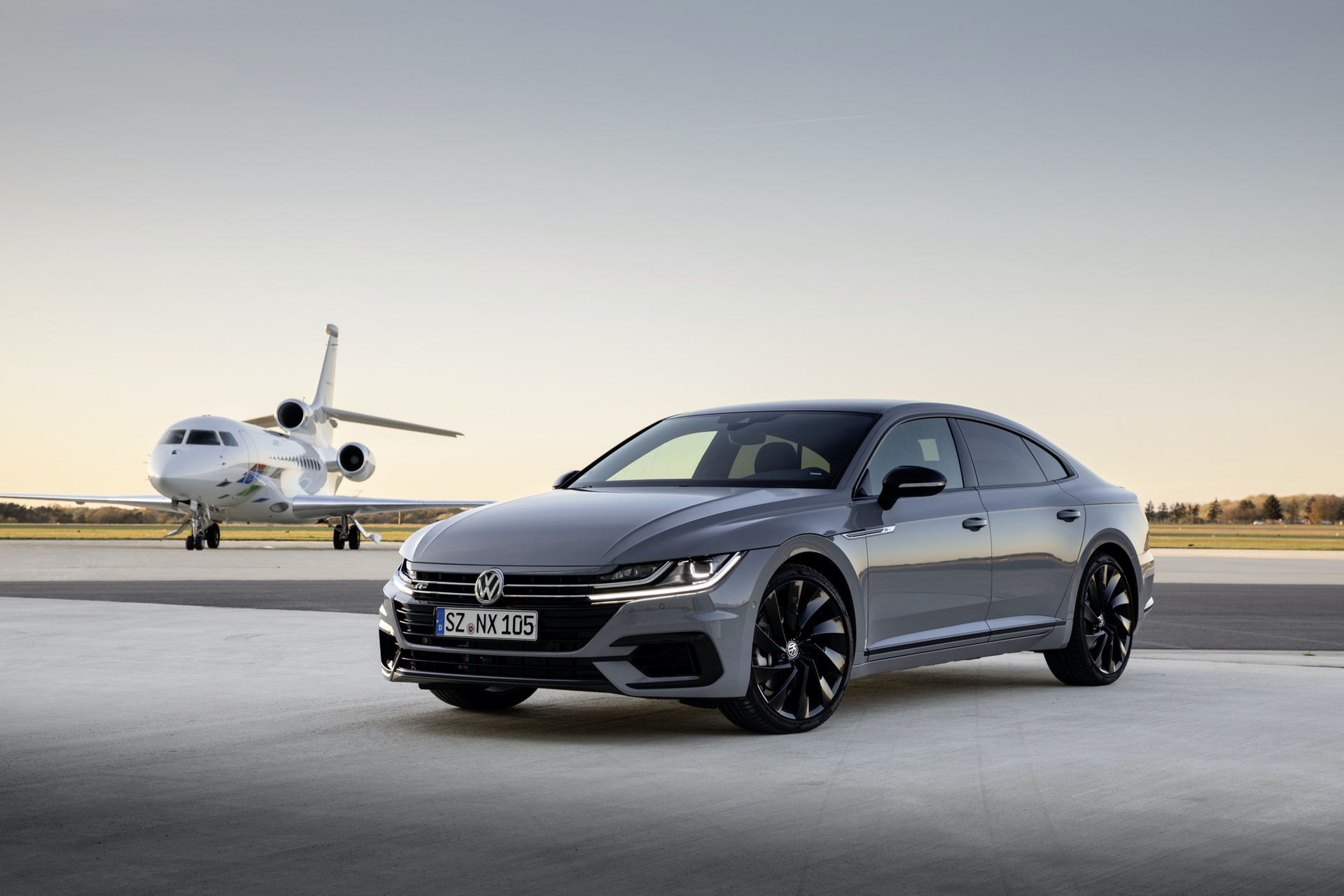 The new Volkswagen Arteon Limited Edition