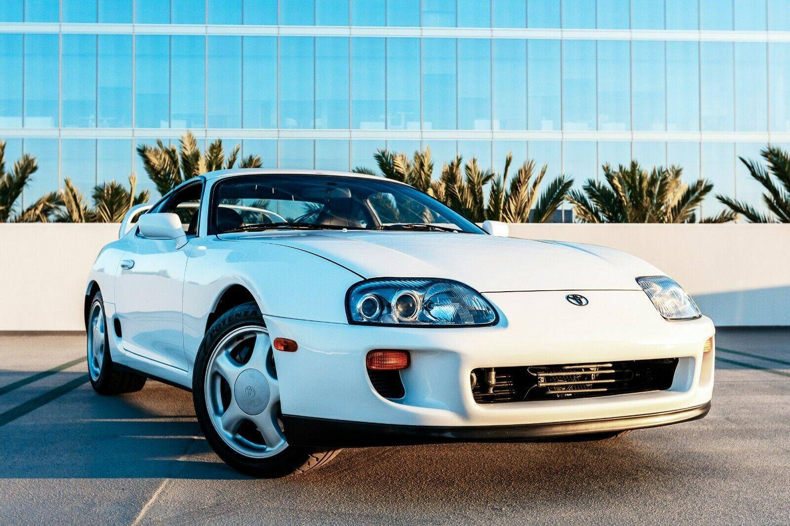 White-Toyota-Supra-1994-for-sale-1