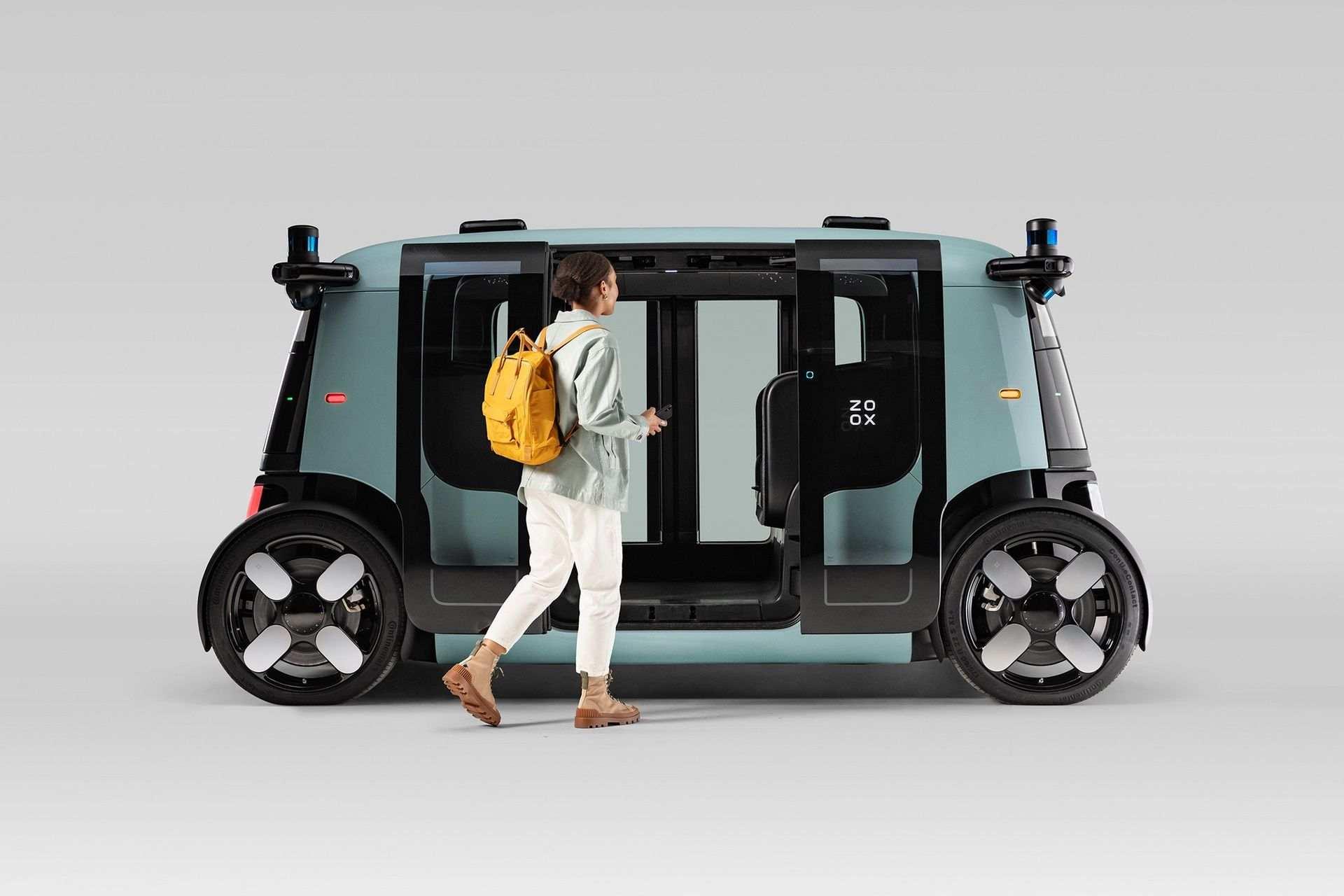 Zoox-Autonomous-Vehicle-Studio-Side-Female-Entering-Vehicle