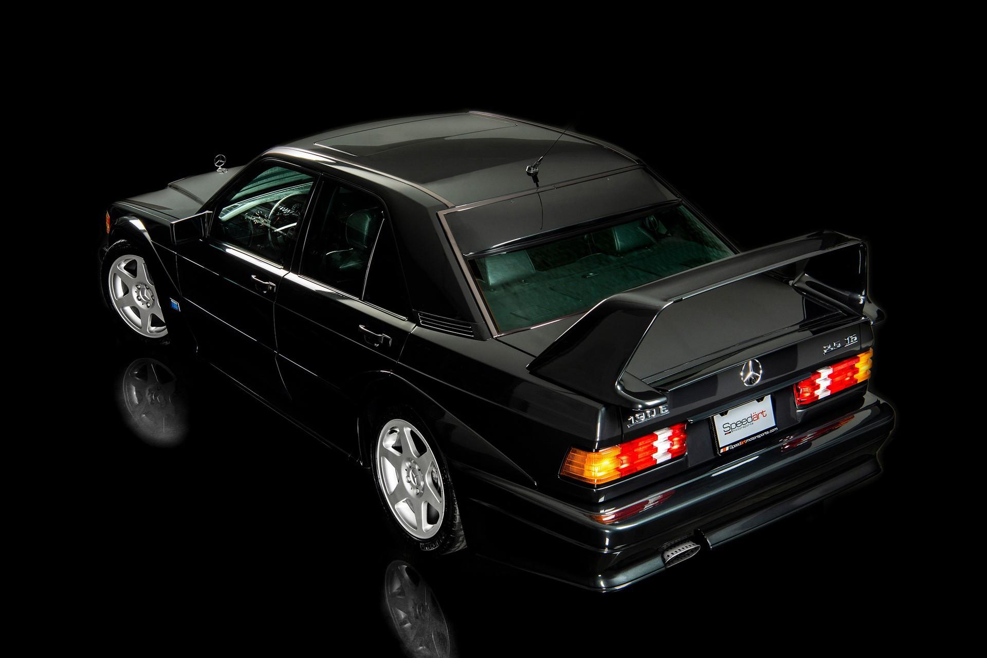 1990_Mercedes_Benz_190E_25-16_Evolution_II_sales_0003