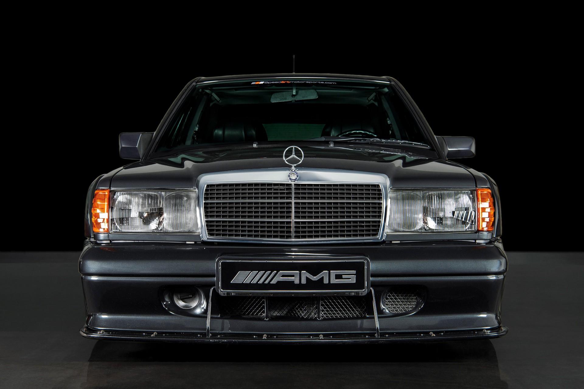 1990_Mercedes_Benz_190E_25-16_Evolution_II_sales_0004