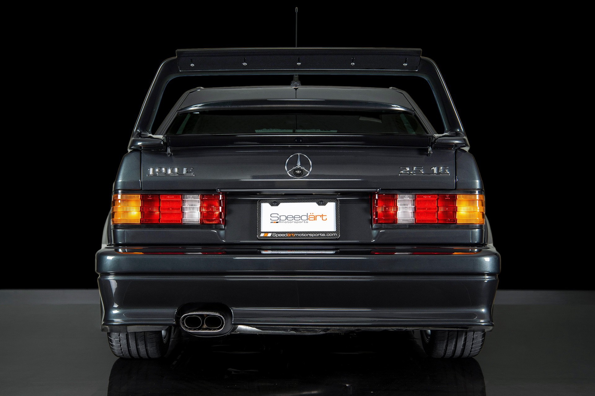 1990_Mercedes_Benz_190E_25-16_Evolution_II_sales_0005