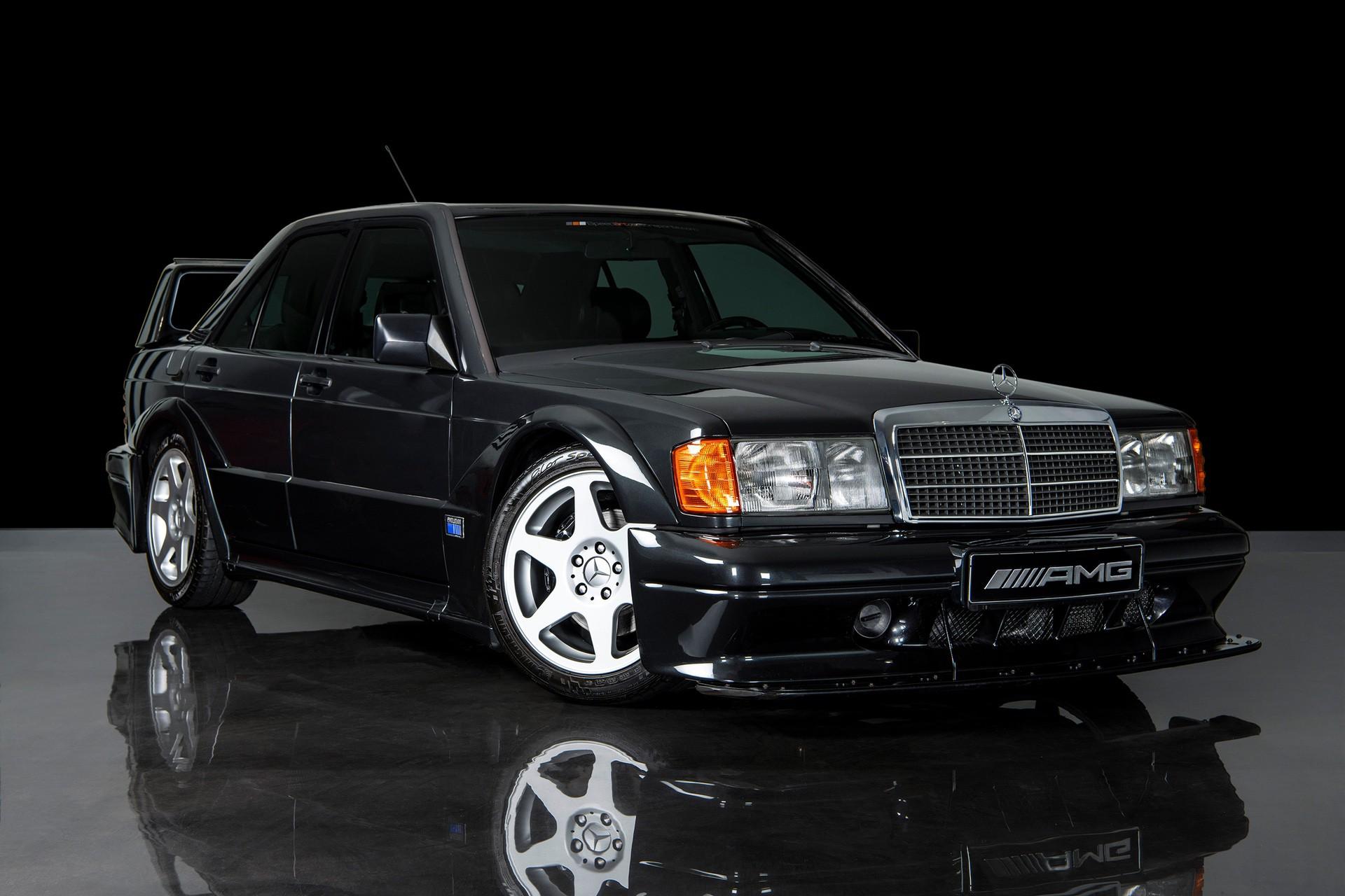 1990_Mercedes_Benz_190E_25-16_Evolution_II_sales_0006