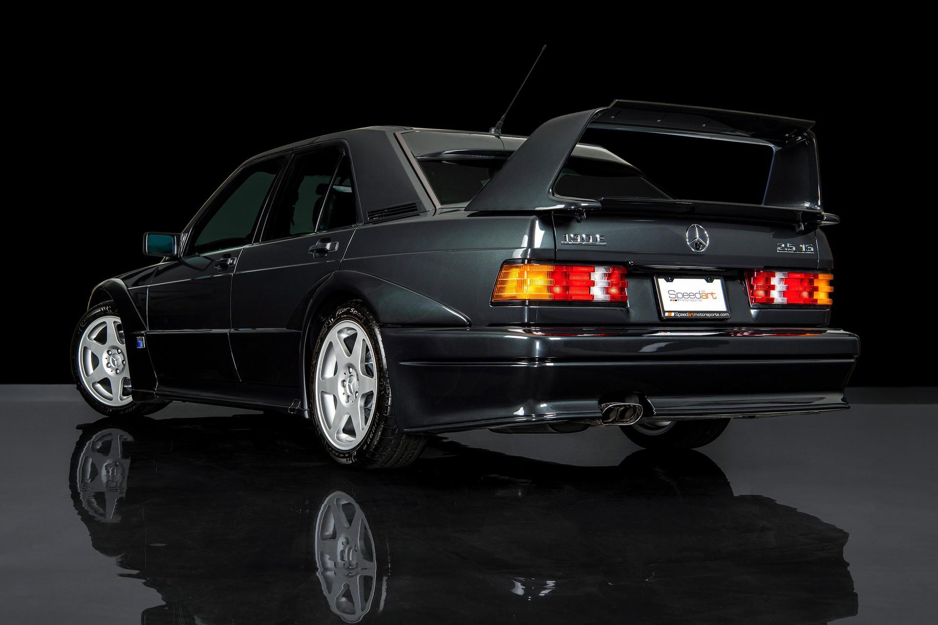 1990_Mercedes_Benz_190E_25-16_Evolution_II_sales_0007