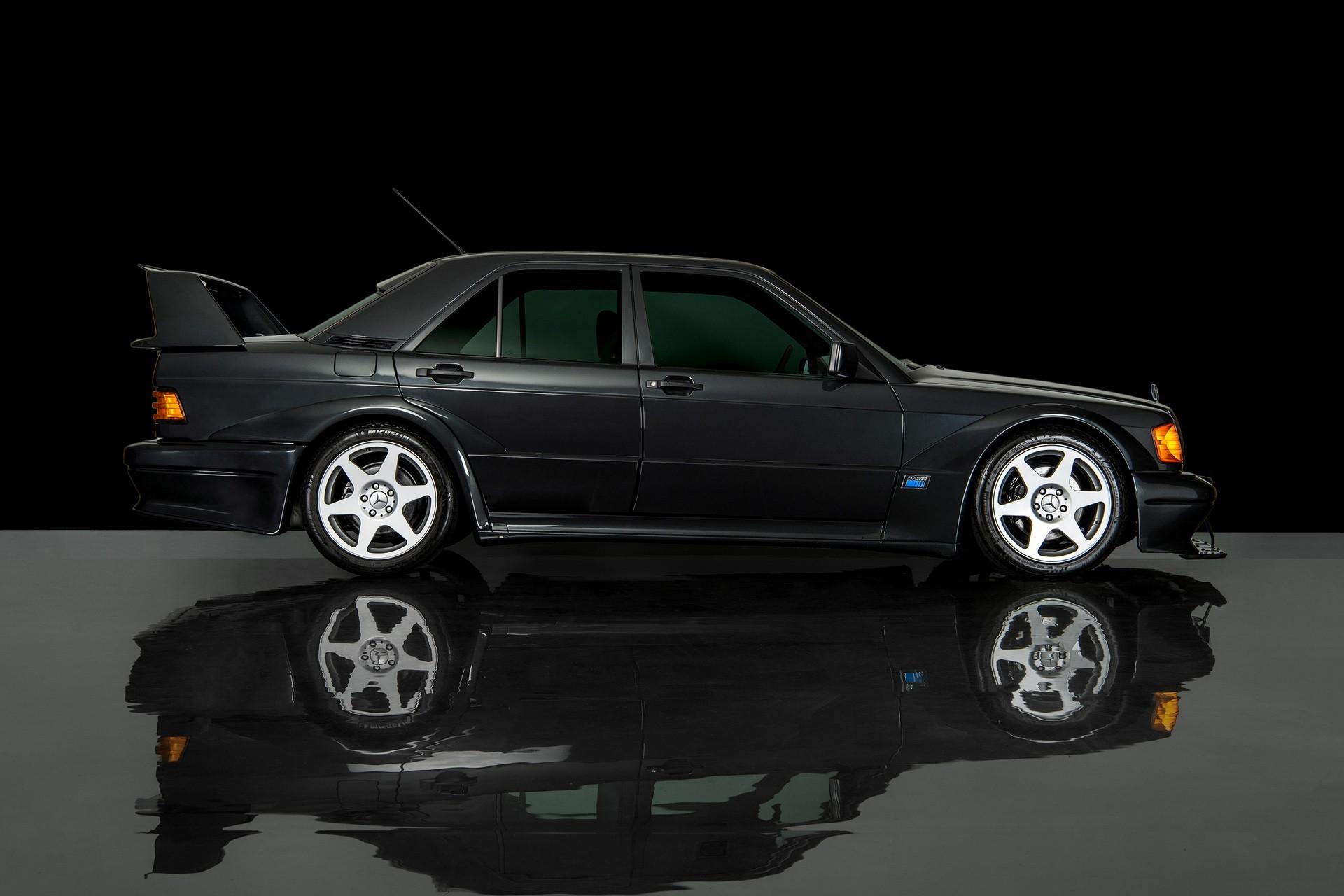 1990_Mercedes_Benz_190E_25-16_Evolution_II_sales_0008