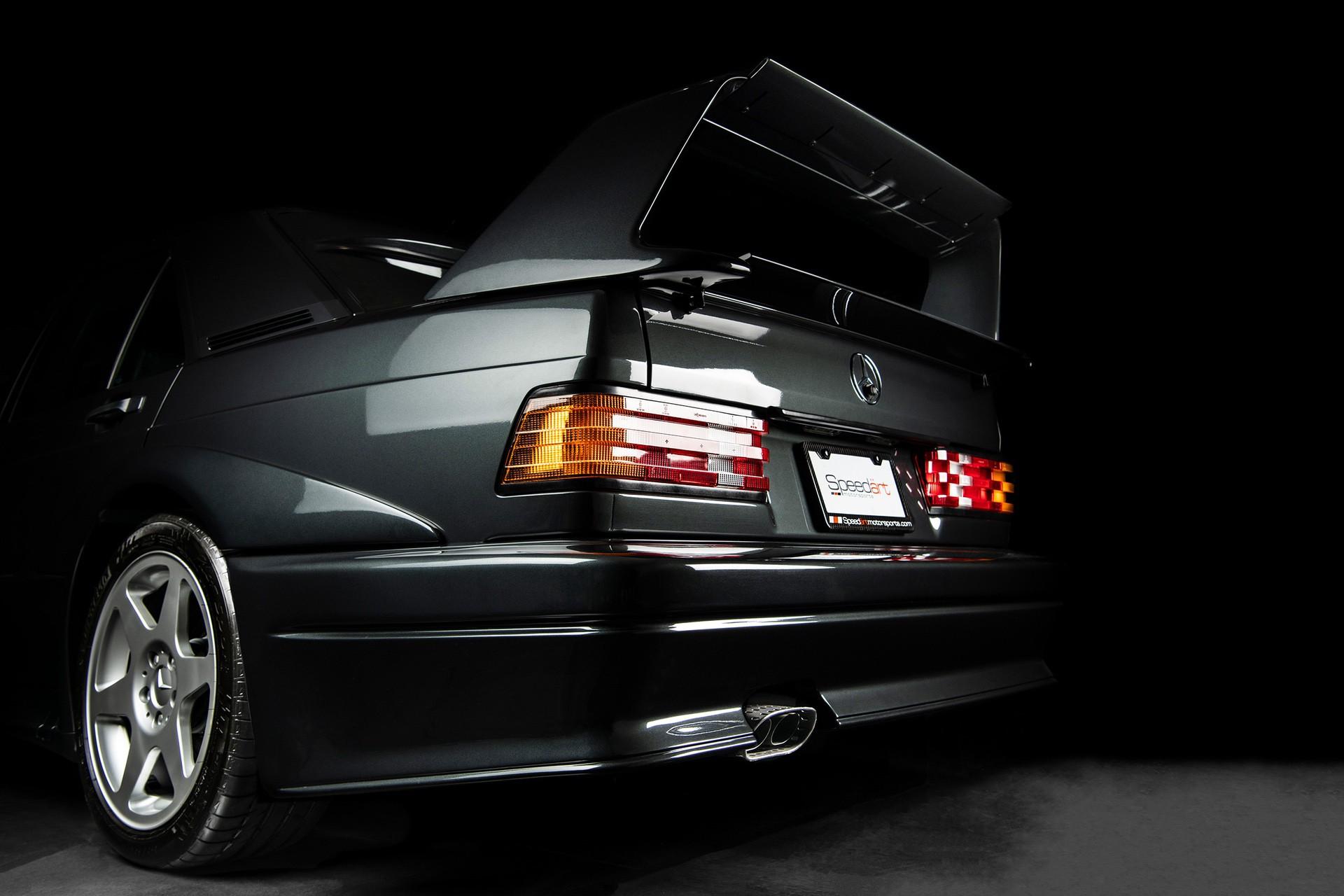 1990_Mercedes_Benz_190E_25-16_Evolution_II_sales_0027