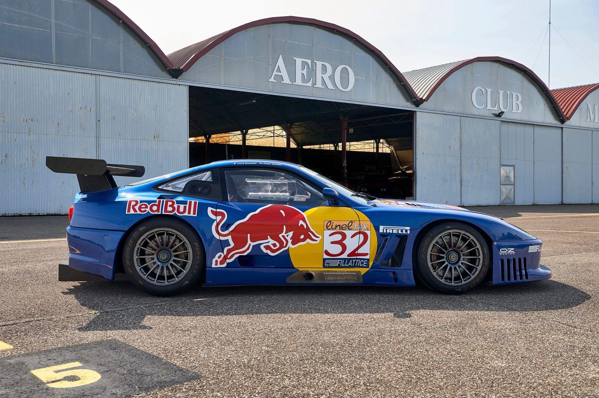 2001_Ferrari_550_GT1_sale-0003