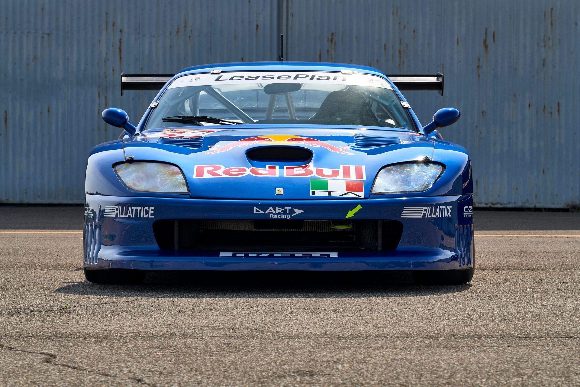 2001_Ferrari_550_GT1_sale-0005