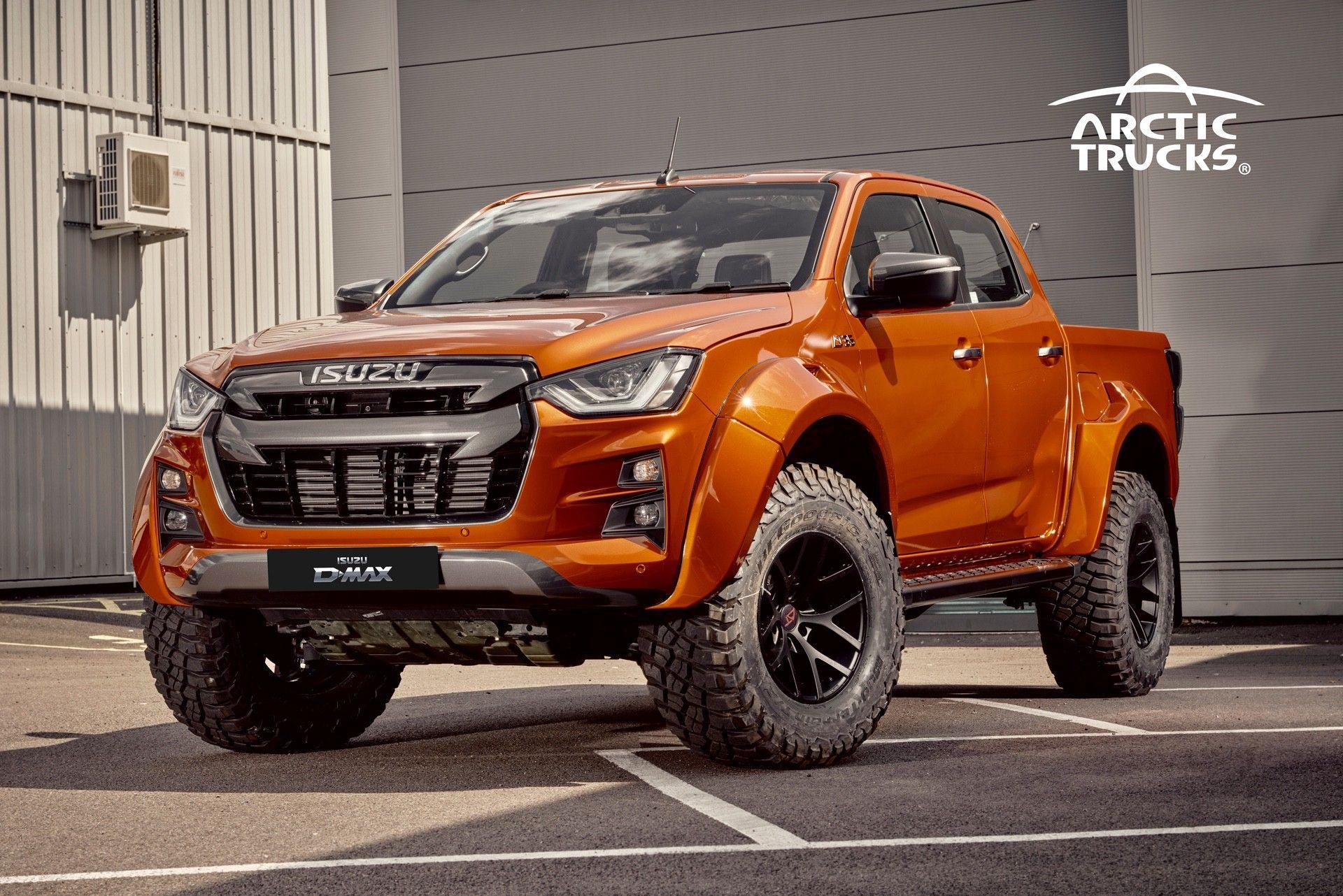 2022_Isuzu_D-Max_Arctic_Trucks_AT35-0001