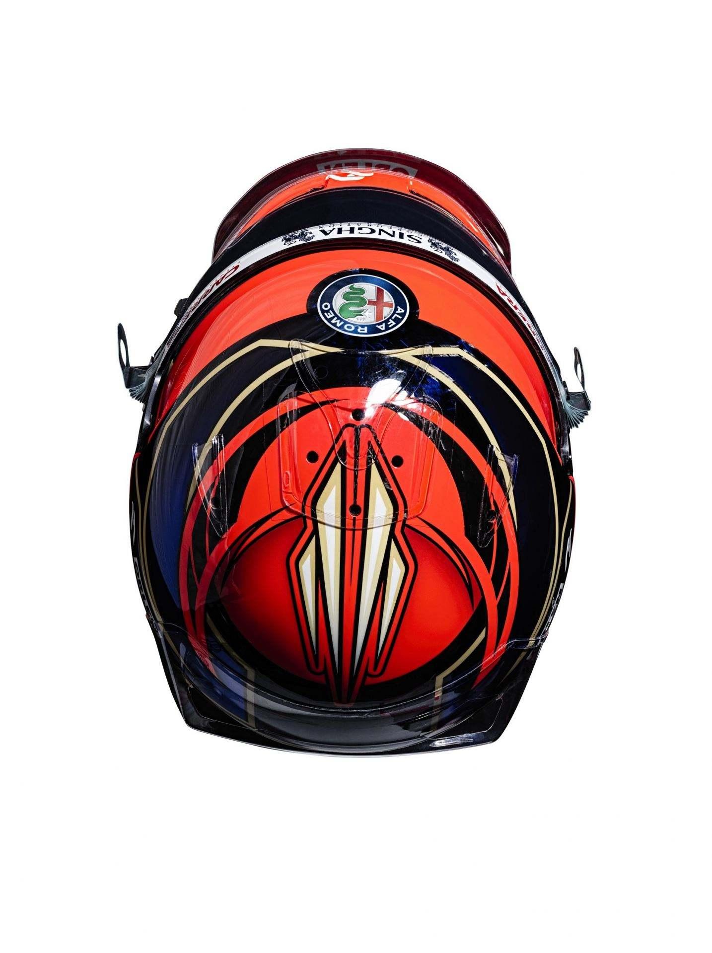 "Kimi-R""ikknen-Helmet-4"