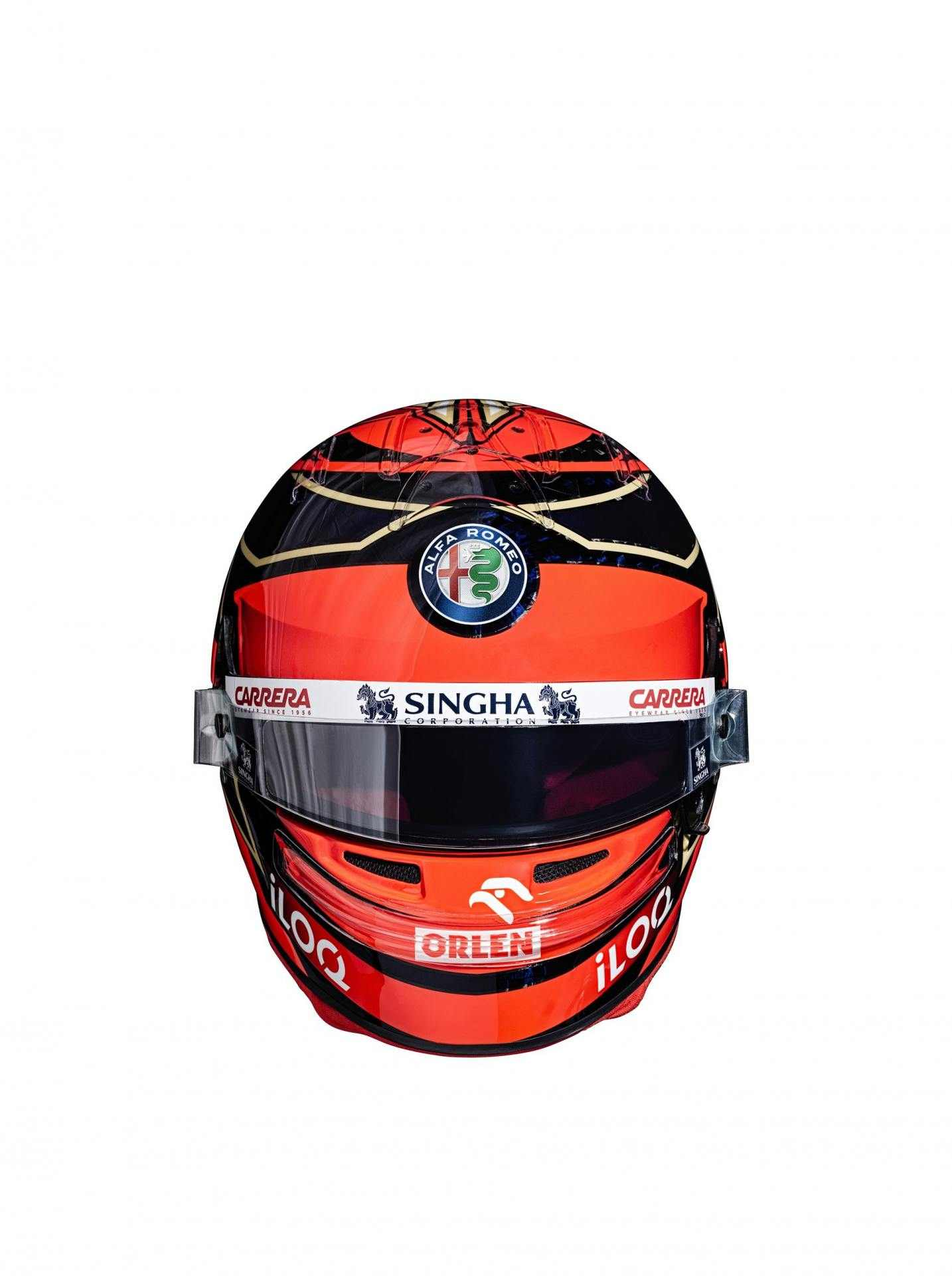 "Kimi-R""ikknen-Helmet-5"
