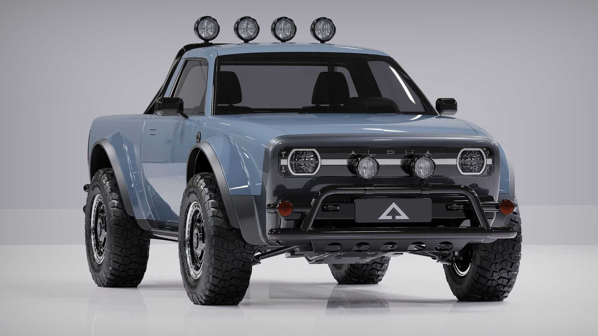Alpha-Wolf-Compact-EV-Pickup-Truck-7