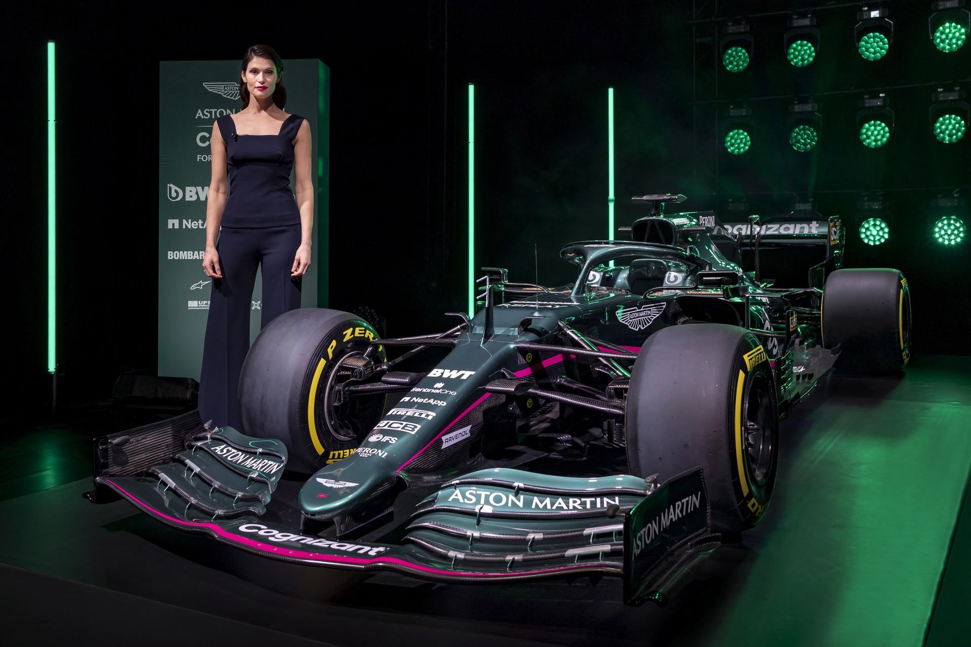 Gemma-ArtertonAston-Martin-Cognizant-Formula-One-TeamAMR2101