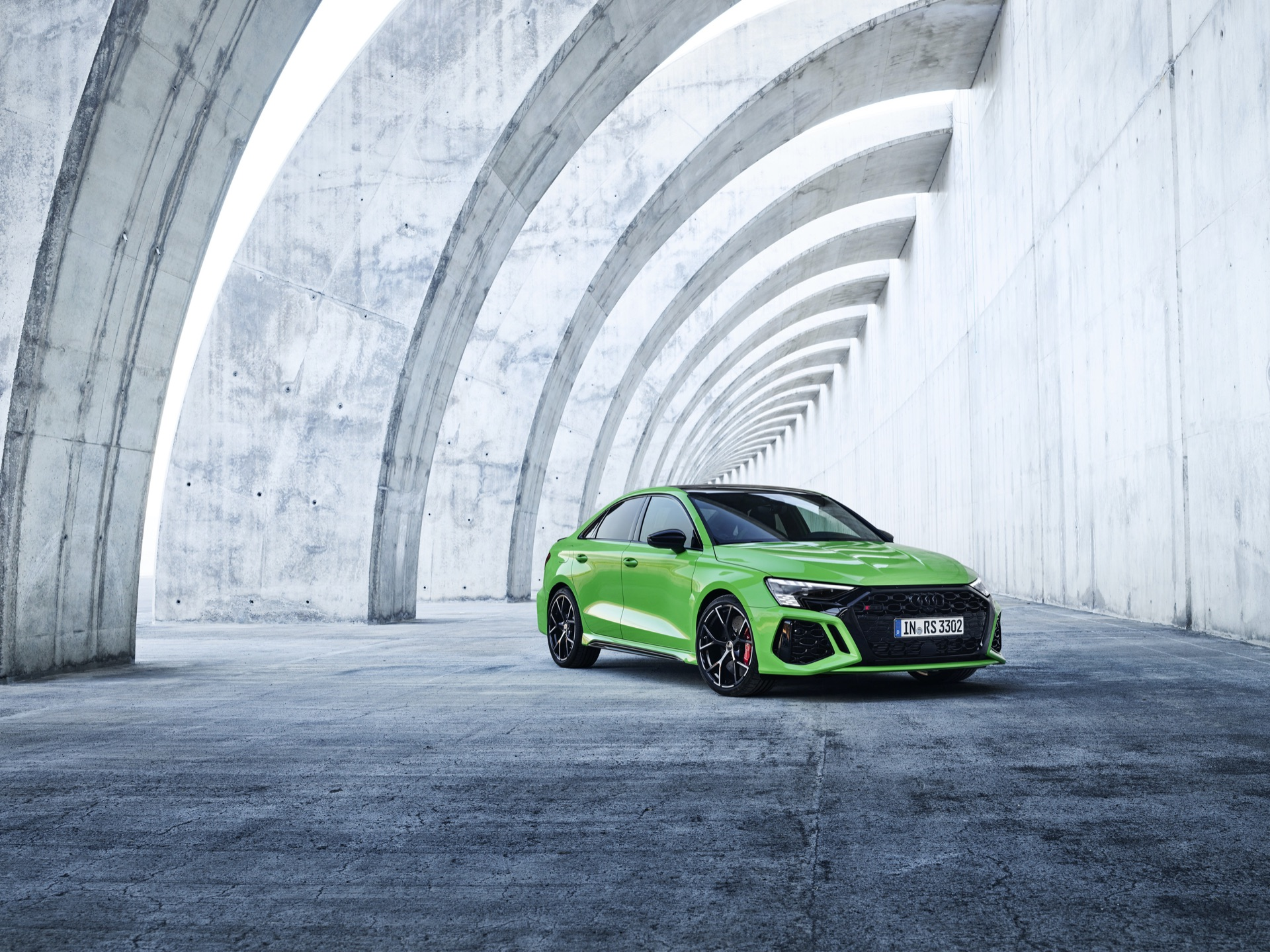 Audi RS Sedan
