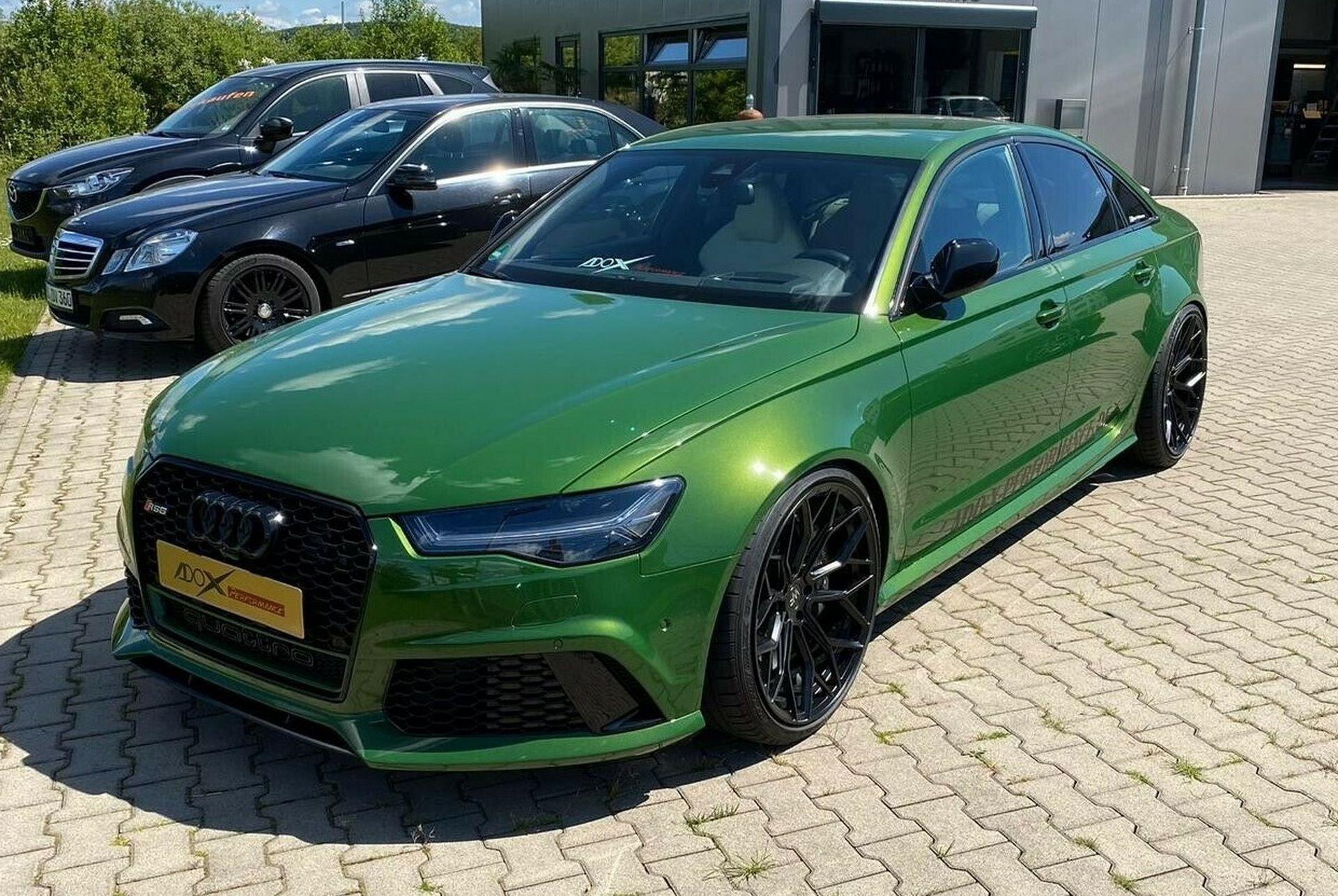Audi-RS6-Sedan-green-1