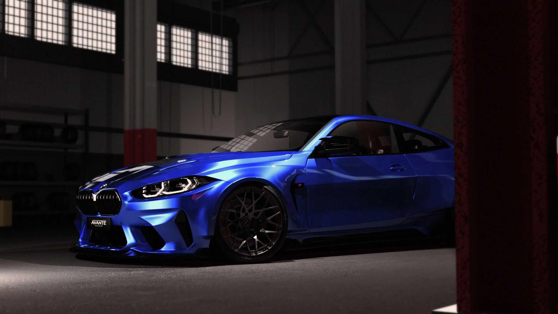 BMW-M4-by-Avante-Design-1