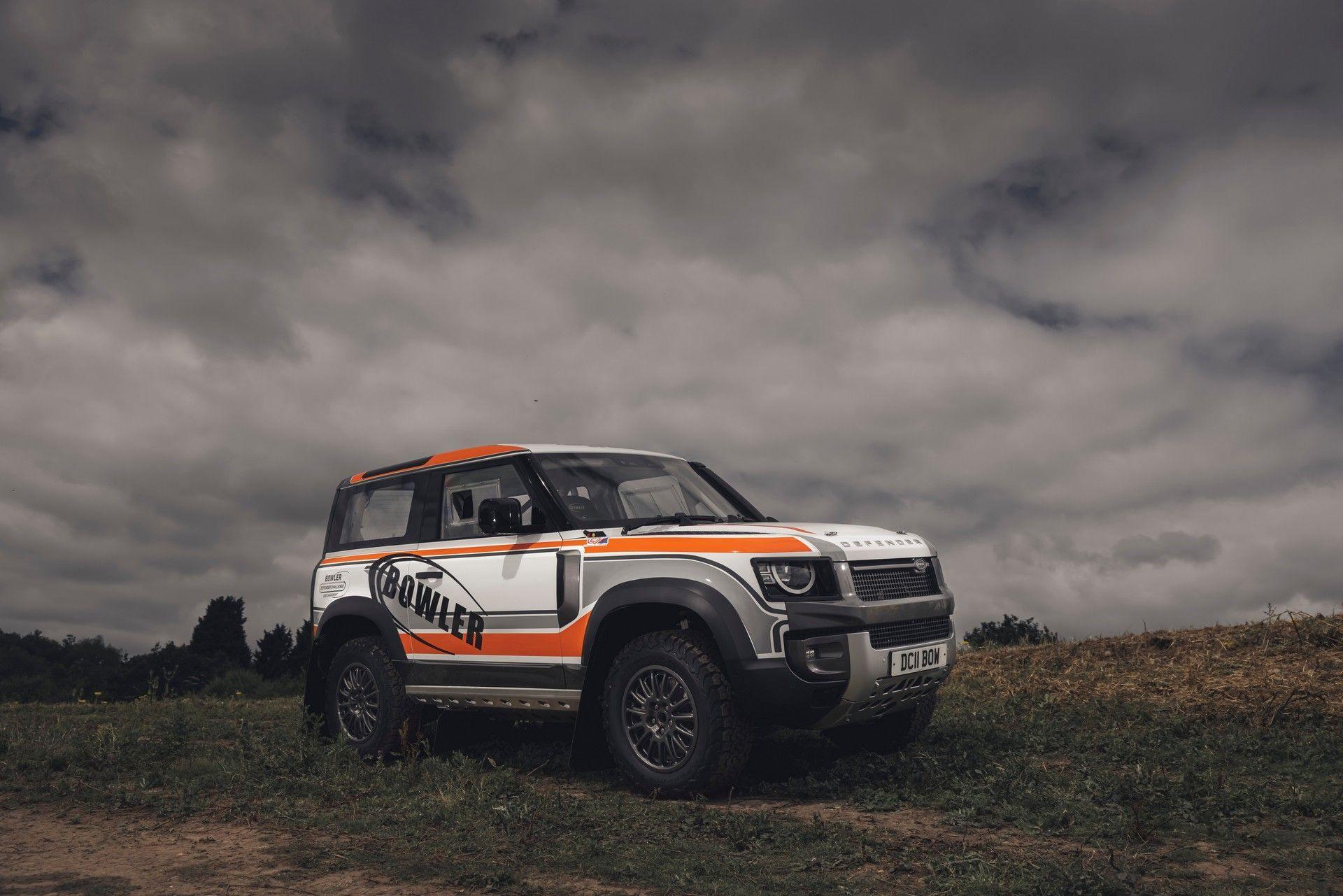Bowler-Land-Rover-Defender-Challenge-Rally-Car-7