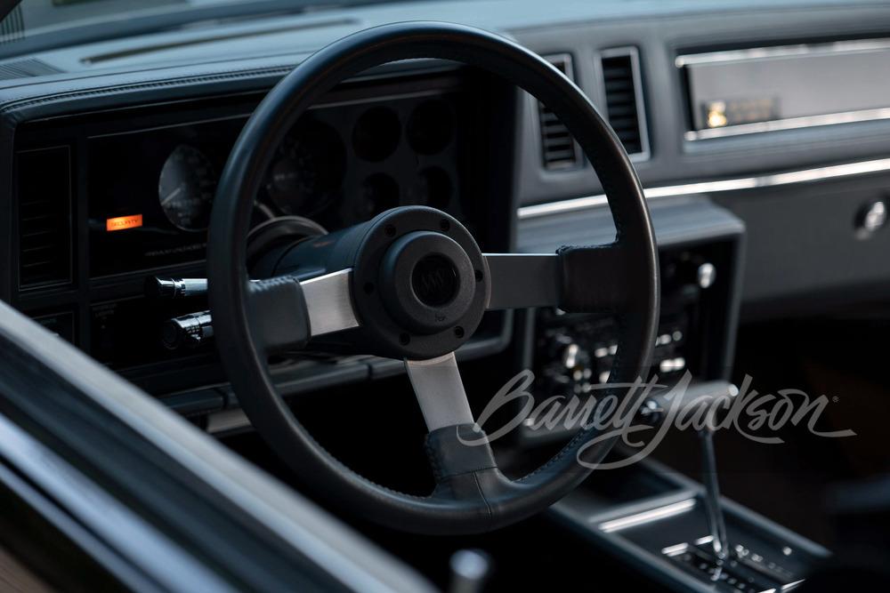 Buick-GNX-Barrett-Jackson-Scottsdale-auction-12