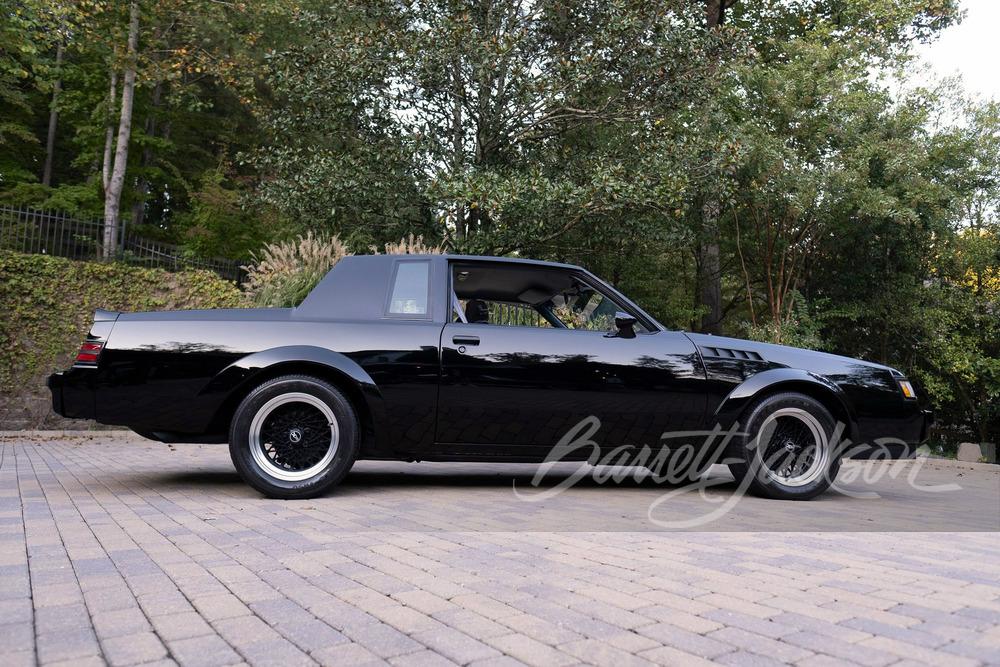Buick-GNX-Barrett-Jackson-Scottsdale-auction-3