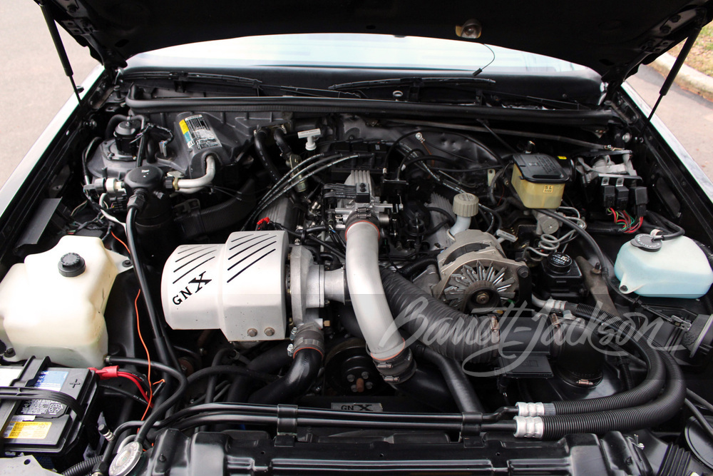 Buick-GNX-Barrett-Jackson-Scottsdale-auction-9