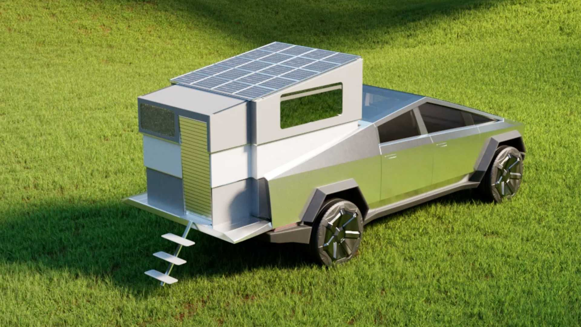 CyberLandr-Camper-For-Tesla-Cybertruck-2