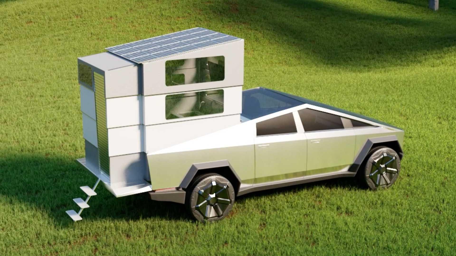 CyberLandr-Camper-For-Tesla-Cybertruck-3