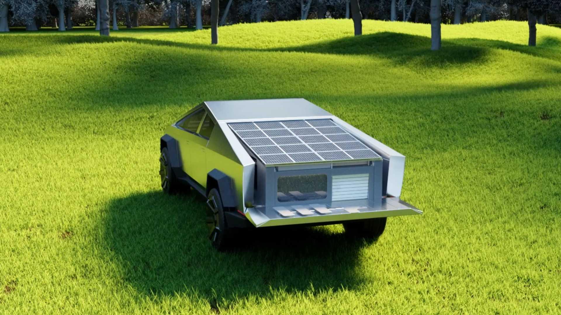 CyberLandr-Camper-For-Tesla-Cybertruck-6