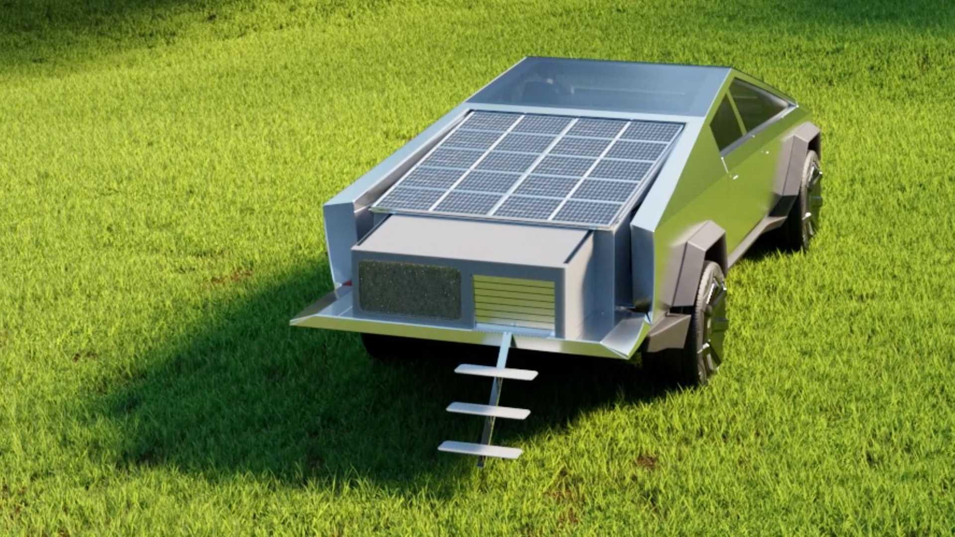 CyberLandr-Camper-For-Tesla-Cybertruck-9