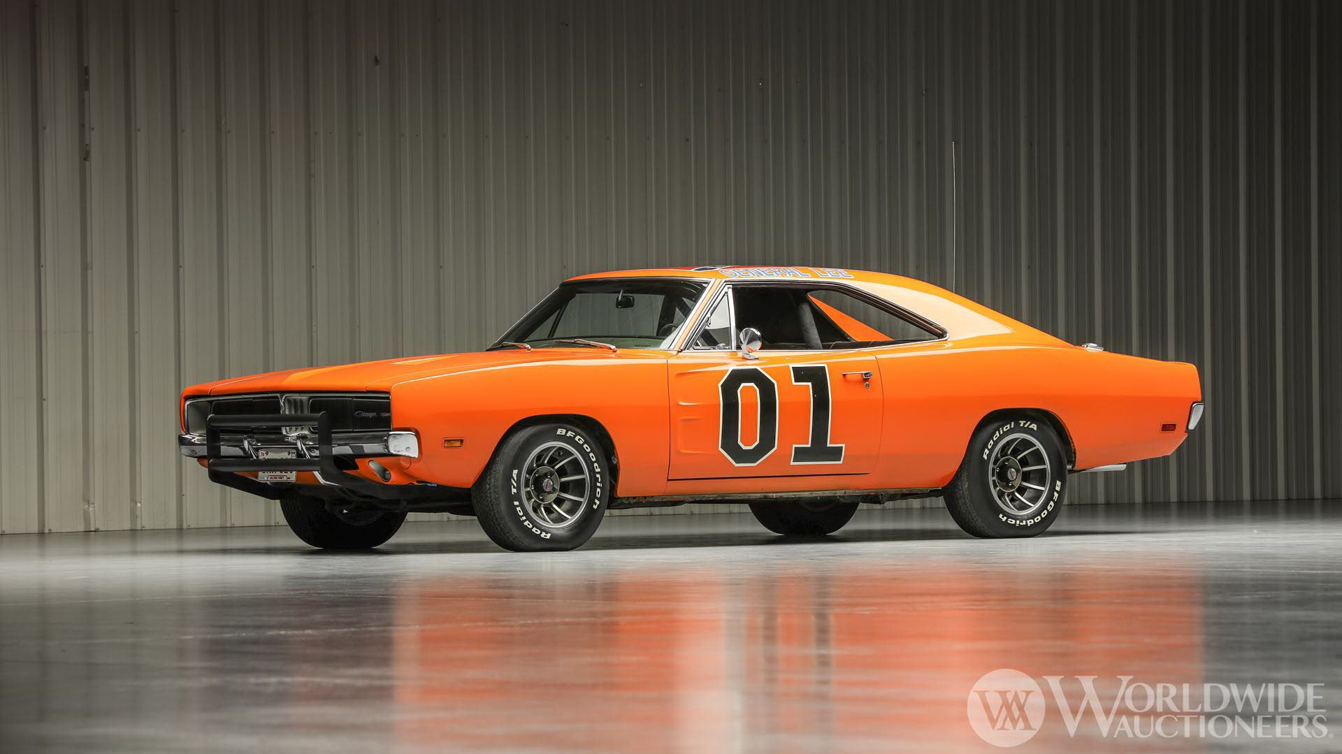 Dodge-Charger-General-Lee-Dukes-Of-Hazzard-auction-2