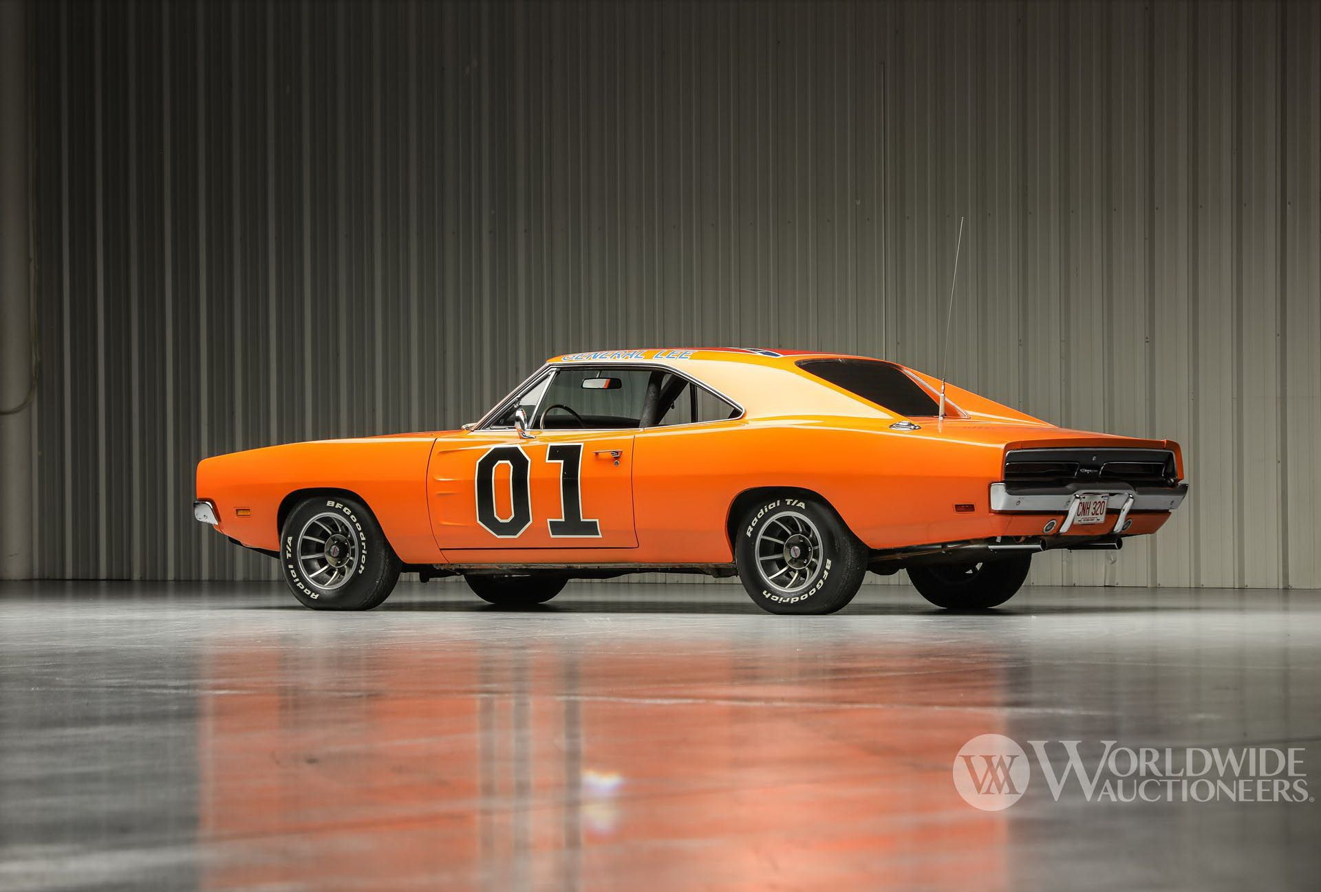 Dodge-Charger-General-Lee-Dukes-Of-Hazzard-auction-4