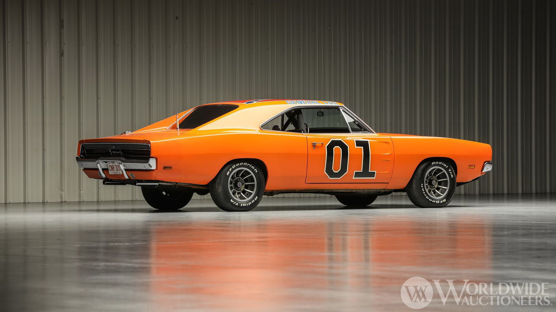 Dodge-Charger-General-Lee-Dukes-Of-Hazzard-auction-6