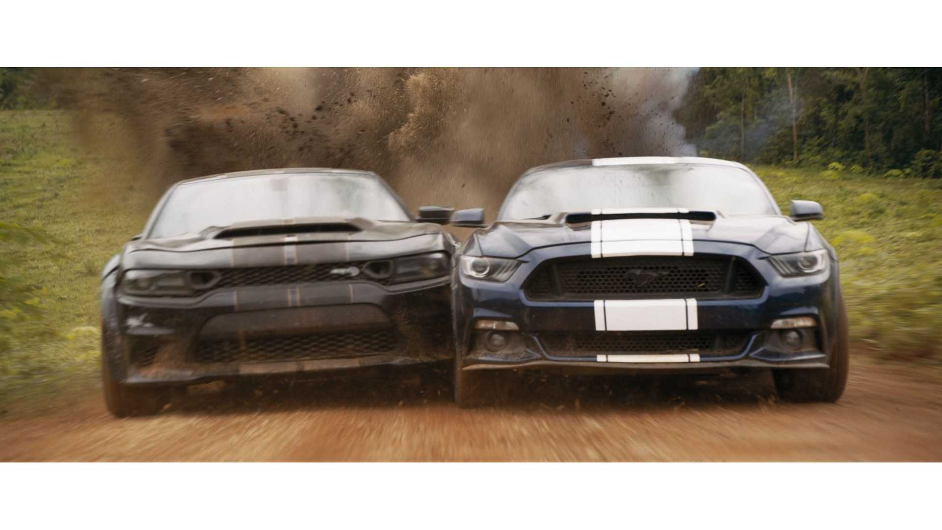 dom-s-2018-dodge-charger-and-jakob-s-2016-ford-mustang