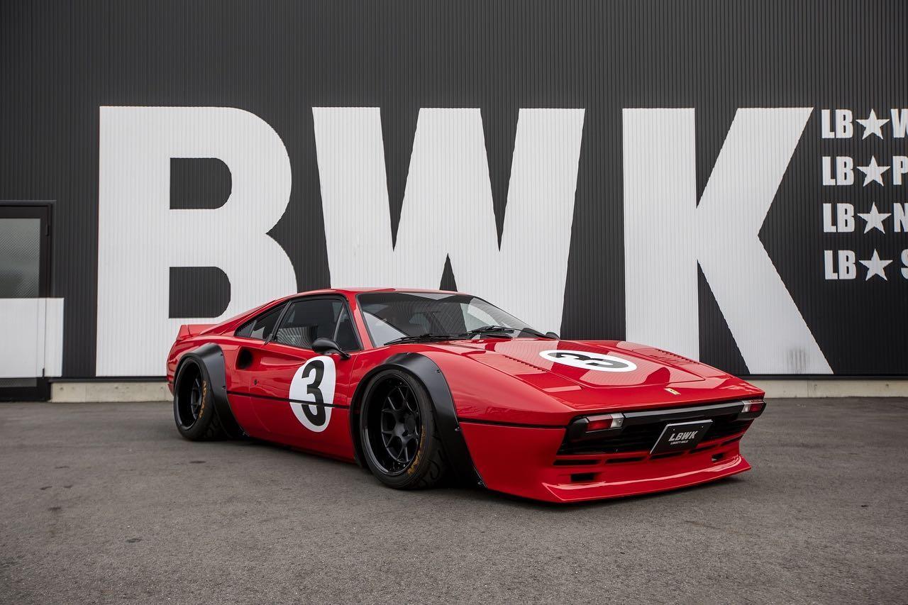 Ferrari-308-GTS-Liberty-Walk-1