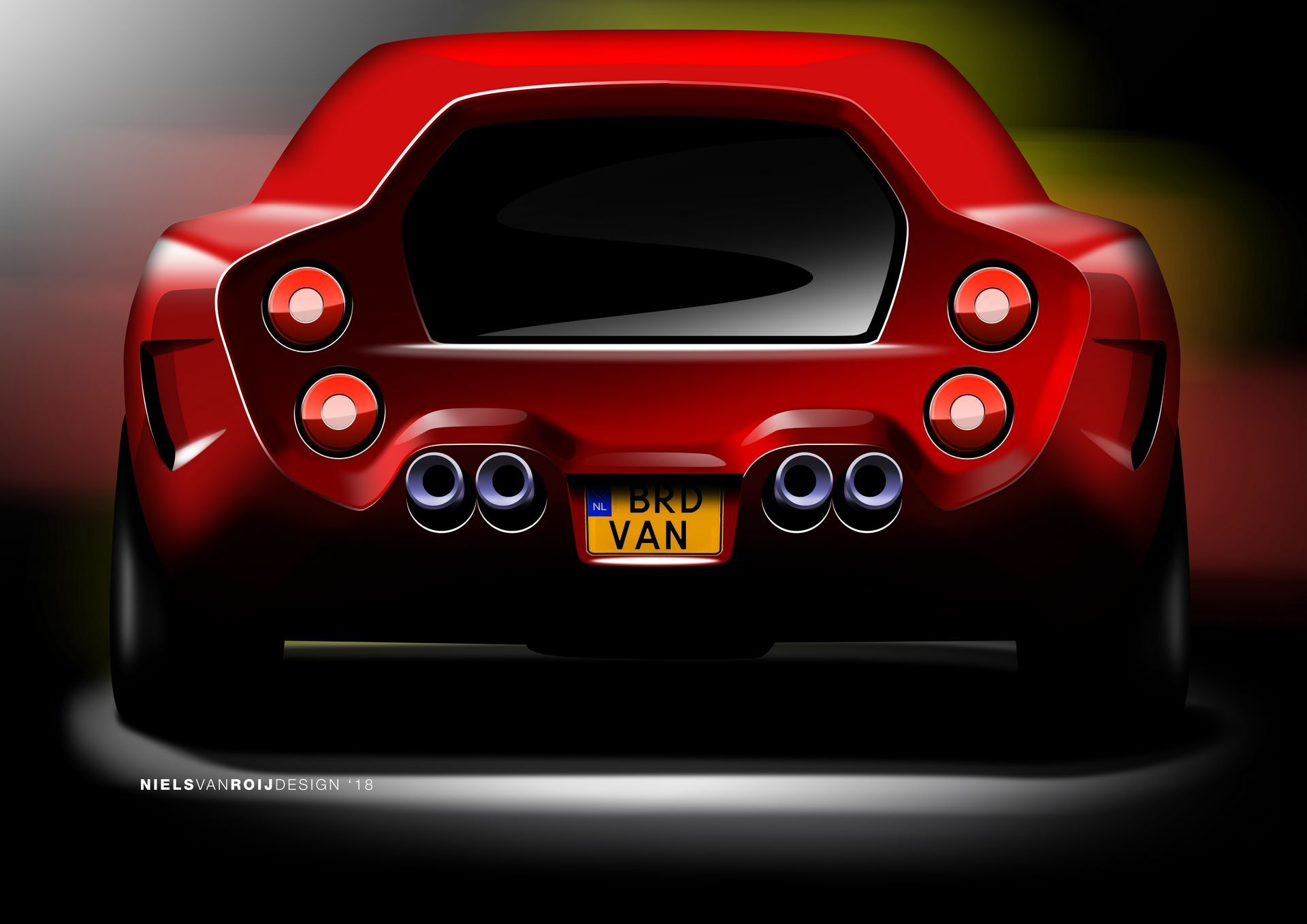 Ferrari-Breadvan-Hommage-90